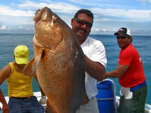 Golfito-Sportfishing- snapper-Bobby-Mcguinness-
