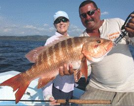 bobby mcguinness ladies fishing